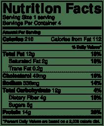 szechuan green beans nutrition info