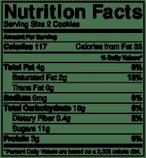 cherry cheesecake bites nutrition info