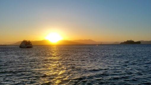 San Francsico Sunset