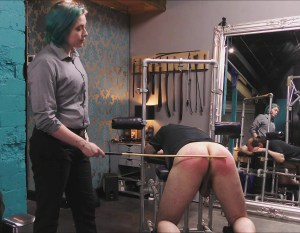 sirclaire caning 3 300x233 - Getting the Job : Initiation Caning