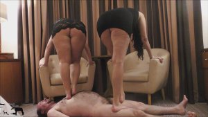 trampledandtickled2 300x169 - Tickled and Trampled by Devon Breeze and Princess Organa