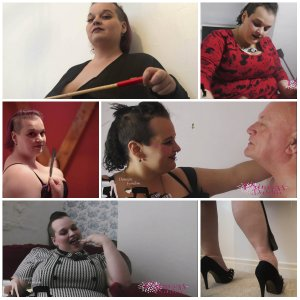 dahliacollage 300x300 - Princess Dahlia - Dominant of the Week