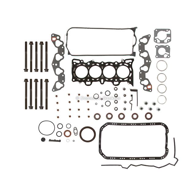 Fits 92-95 Honda Civic EX Si De So Si 1.6 Overhaul Engine