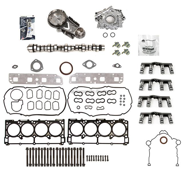 Complete MDS Delete Kit for 2005-2008 Dodge Ram Durango