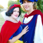 Snow White and the Seven Dwarves Cosplay in Hanford, California