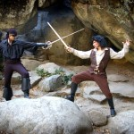 The Princess Bride Cosplay in Sequoia National Park