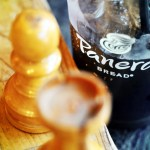 Chess With My Dad At Panera Bread