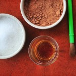 Maraschino and Rum Infused Body Chocolate Recipe