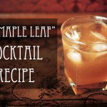 Maple Leaf Cocktail Recipe