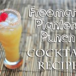 Freeman's Planters Punch – Cocktail Recipe
