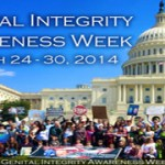March 24-30 is National Genital Integrity Awareness Week