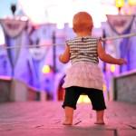 Tessa's First Birthday Disneyland Trip!