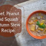 Beef, Peanut and Squash Autumn Stew Recipe