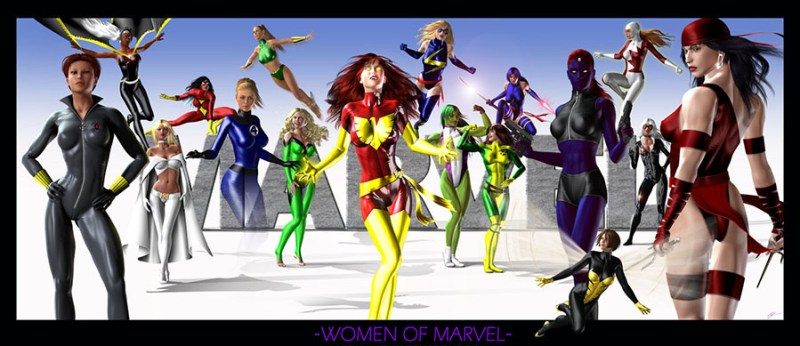 women_of_marvel_by_junfan69