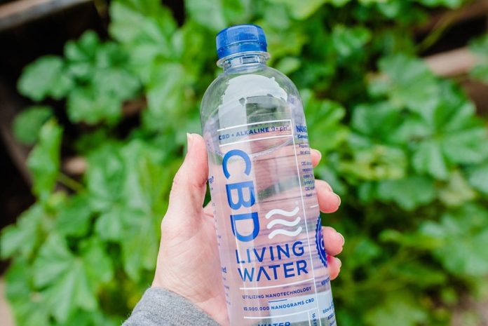 cbd living water review
