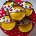 How to make Pudsey Bear Cupcakes