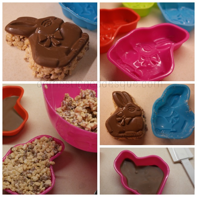 rice krispie bunny rabbit