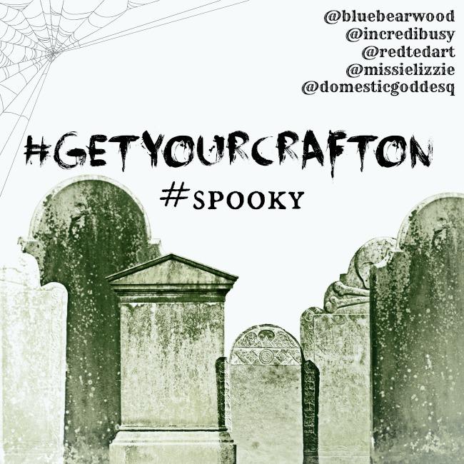 spooky #getyourcrafton