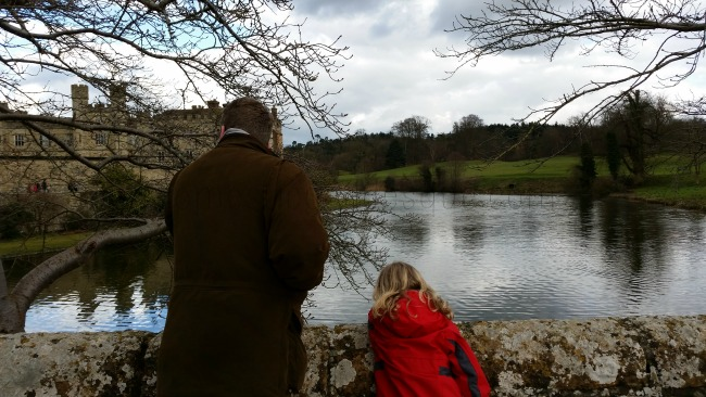 Family Day Out at Leeds Castle Kent