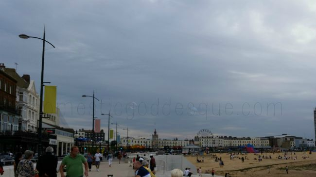 Margate Panorama (C) DomesticGoddesque