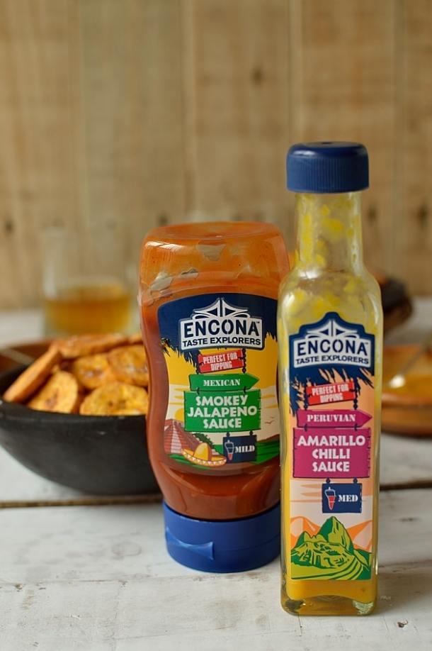 Encona Peruvian Amarillo Chilli Sauce