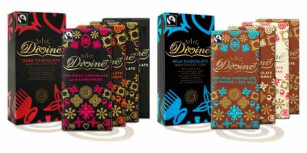 Divine chocolate giveaway