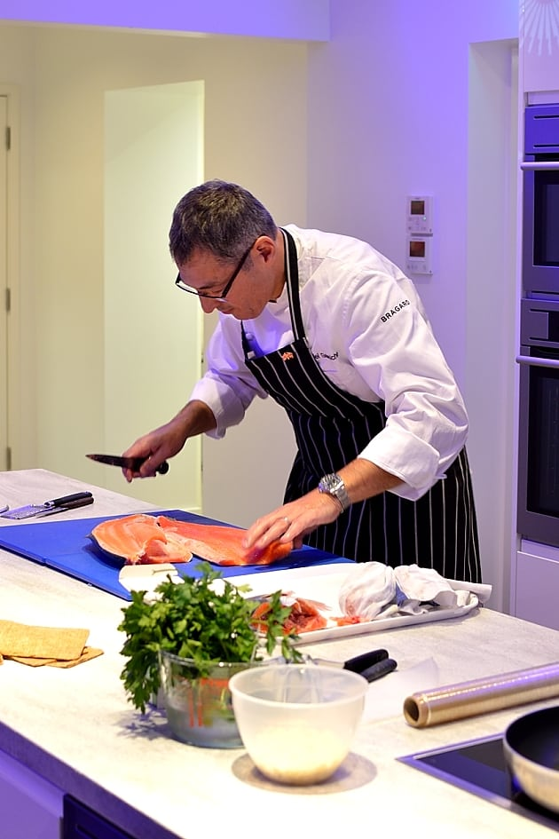 daniel-galmiche-demonstrating-how-to-fillet-trout