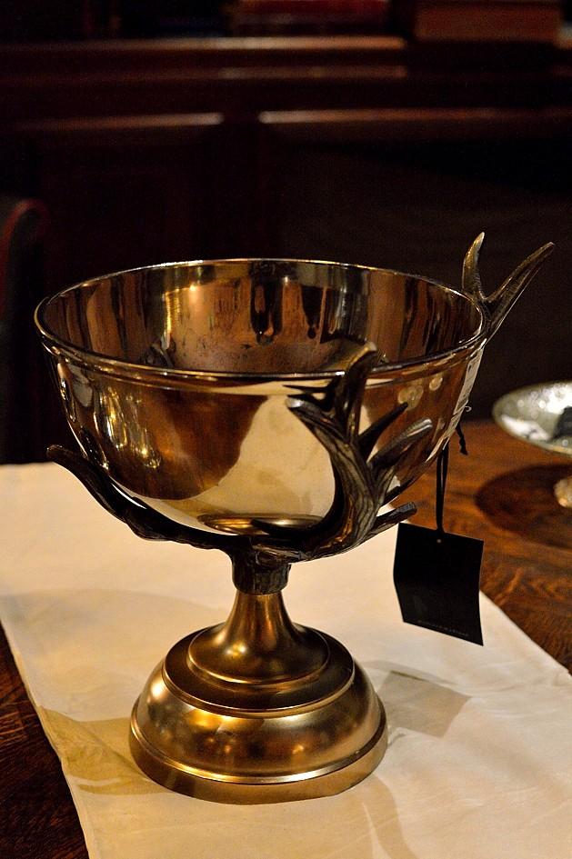 antlers bowl