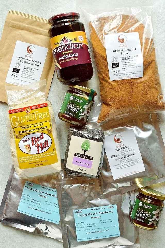Healthy Supplies hamper