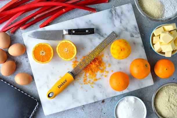Deiss pro citrus zester and grater review