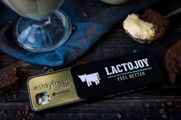 LactoJoy tablets