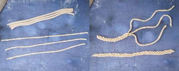 pastry braids