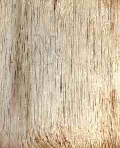 transferring words on wood