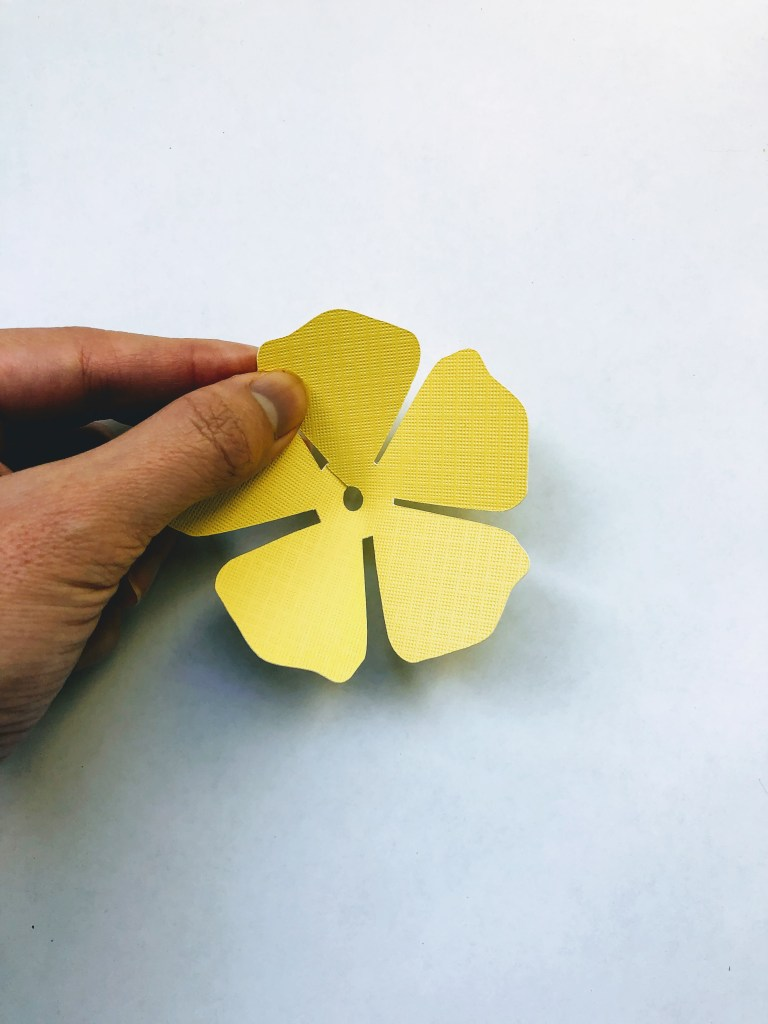 9 Easy Paper Flowers Templates Domestic Heights