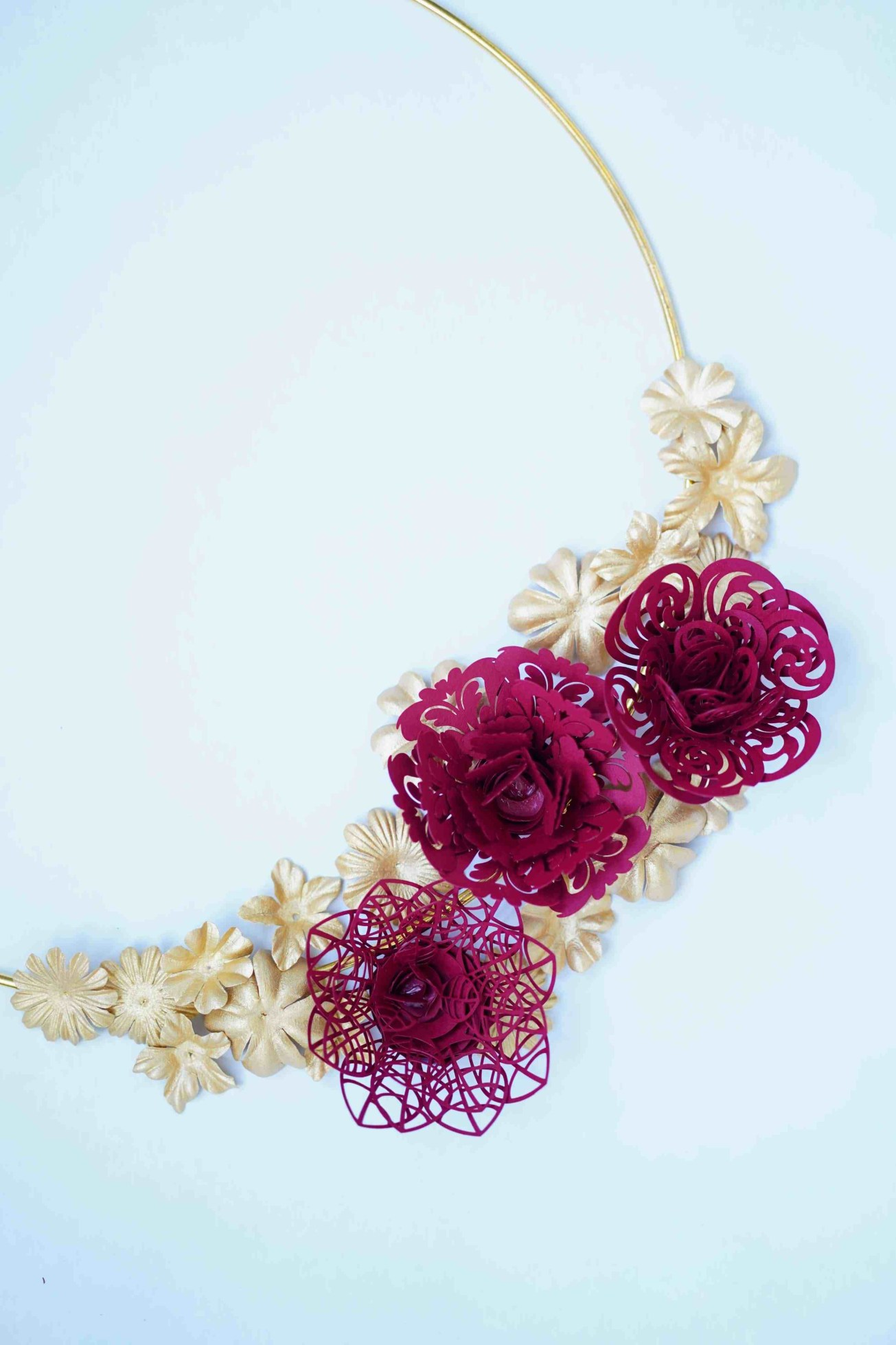 paper lace flowers, free templates for paper flowers
