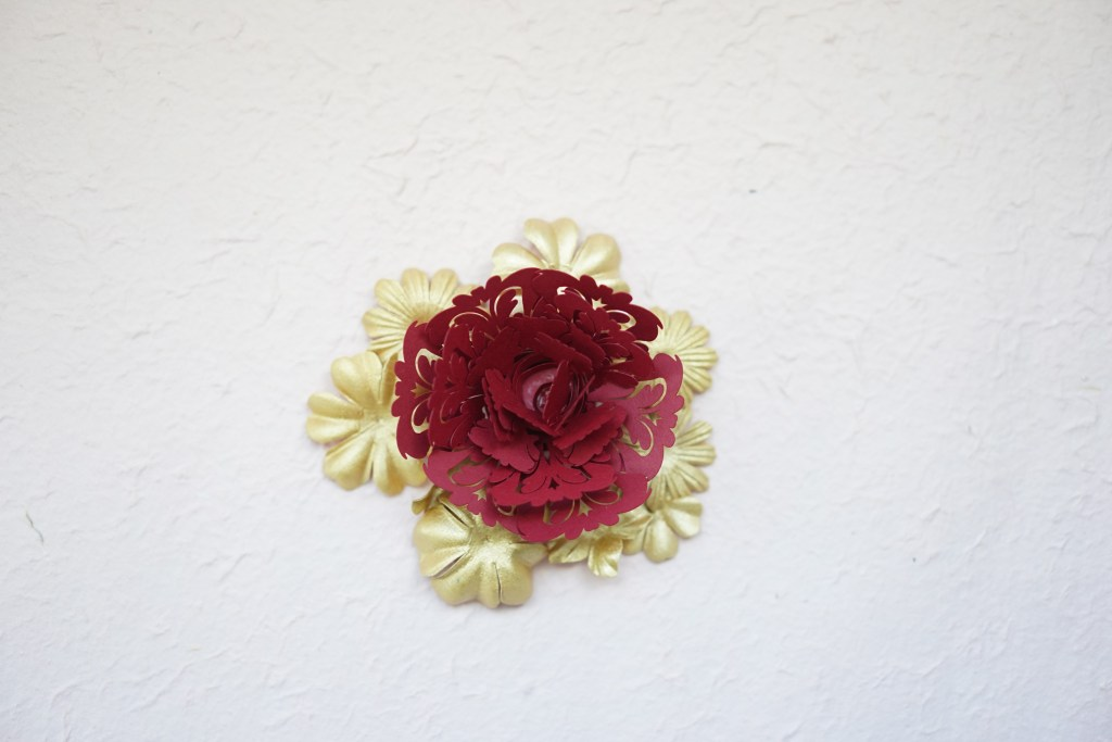 Lace Paper Flower templates