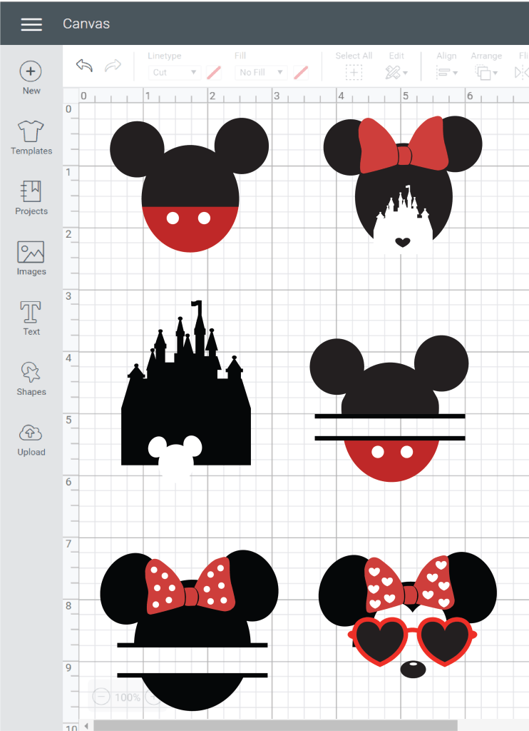 Free Disney SVG Files - DOMESTIC HEIGHTS