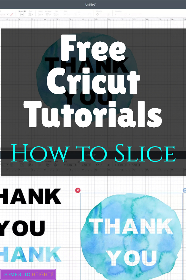 cricut beginners tutorial
