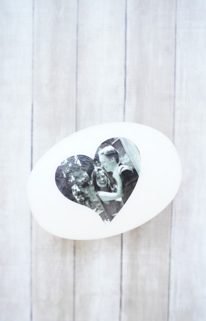diy wedding gift craft idea, mod podge project craft, easy handmade gift, decoupage soap