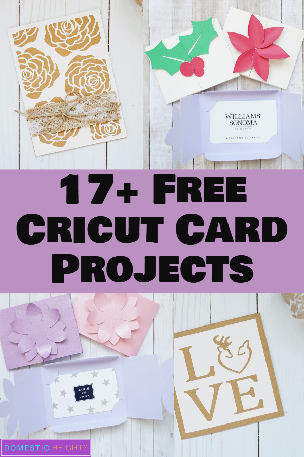 free cricut card projects cricut projects for beginners cricut projects with cardstock