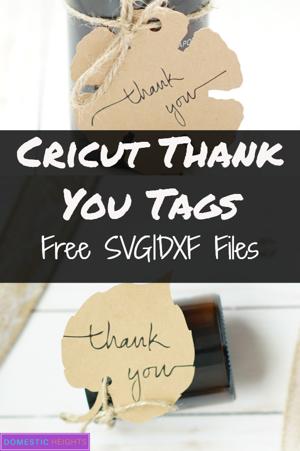cricut print and cut gift tags