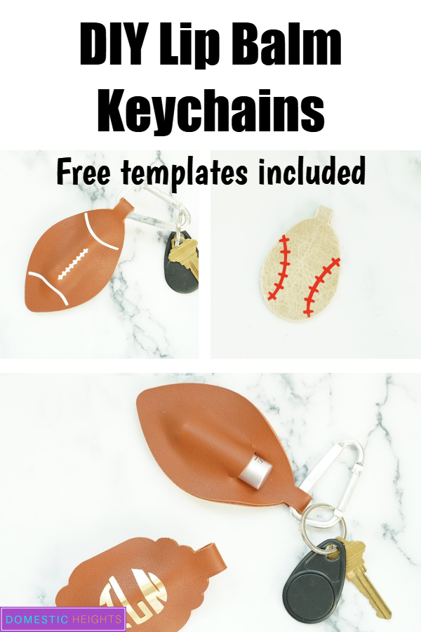 cricut leather projects, keychain gifts crafts with free svg