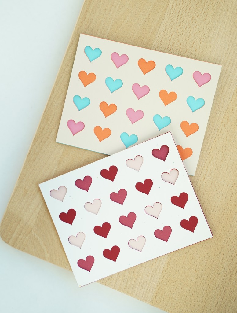 Love Card Ideas with FREE Templates - DOMESTIC HEIGHTS