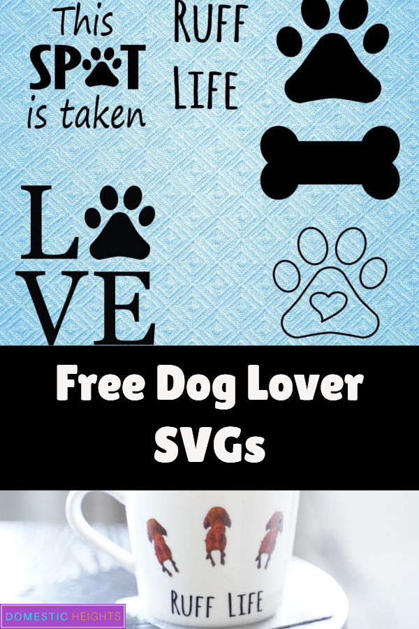 free dog svg files