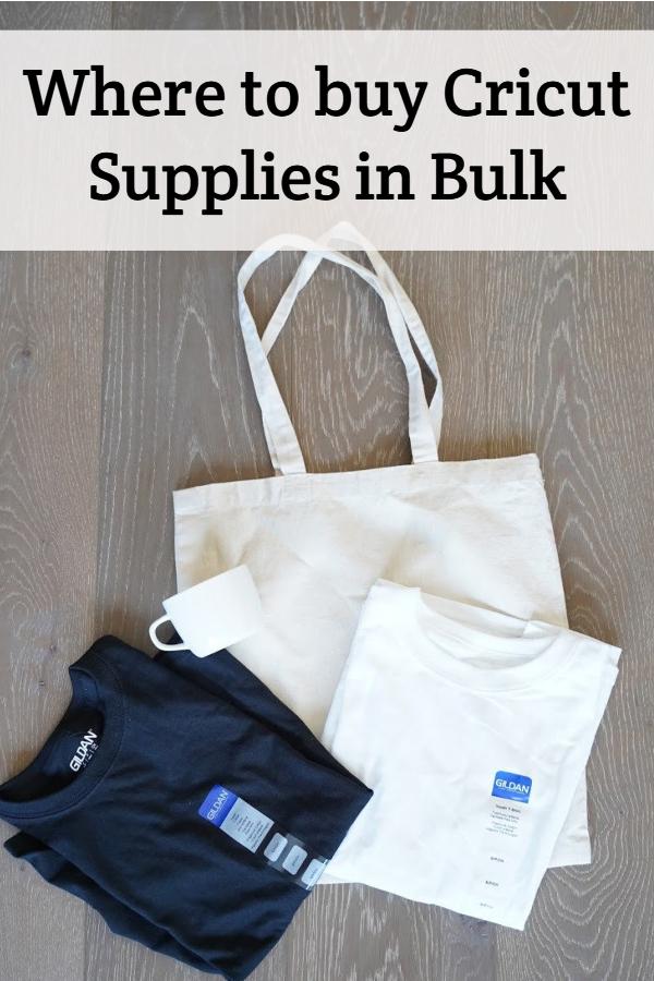 bulk blank supplies
