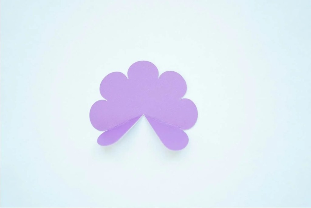 cricut pop up flower bouquet