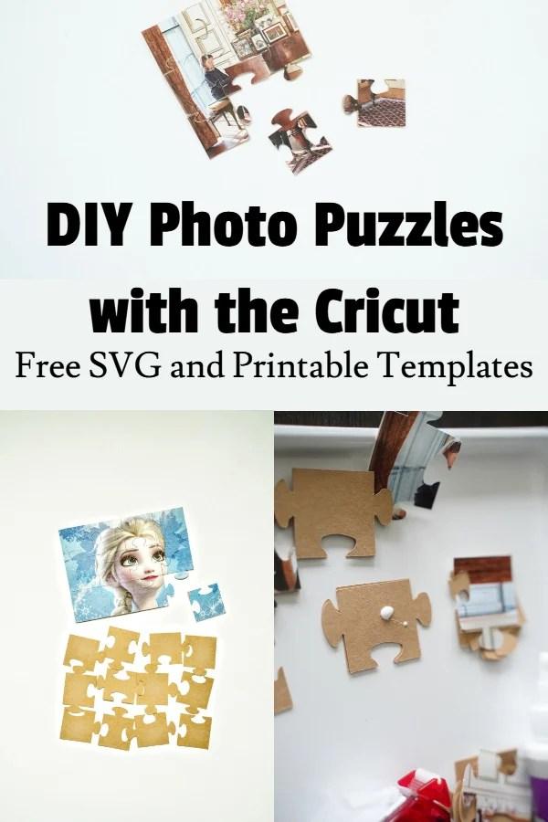 diy photo puzzle