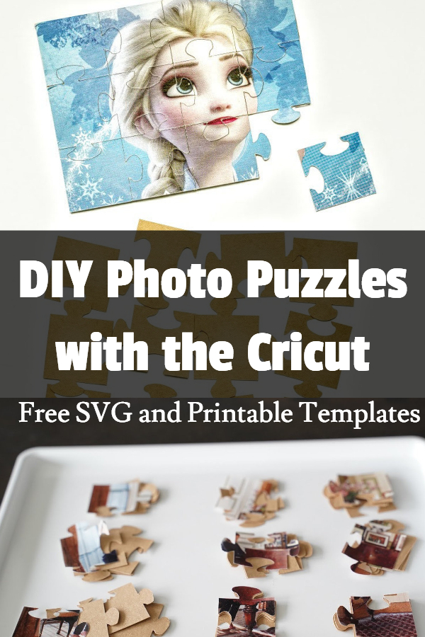 how to make a puzzle out of a picture