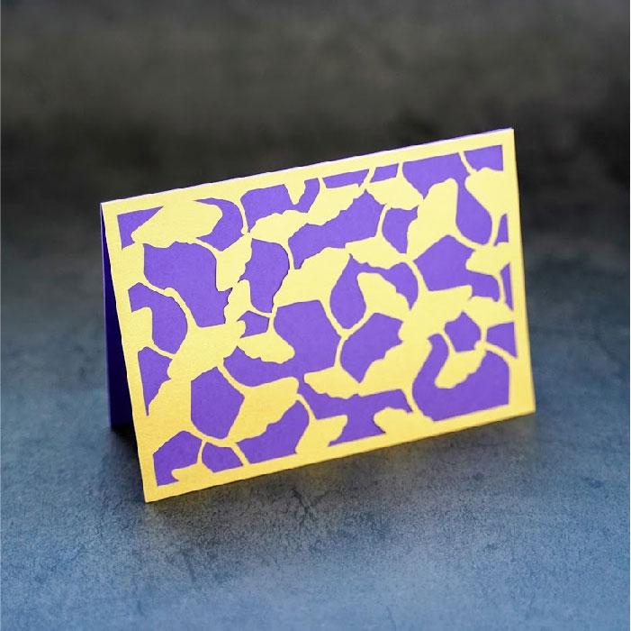 Gingko card
