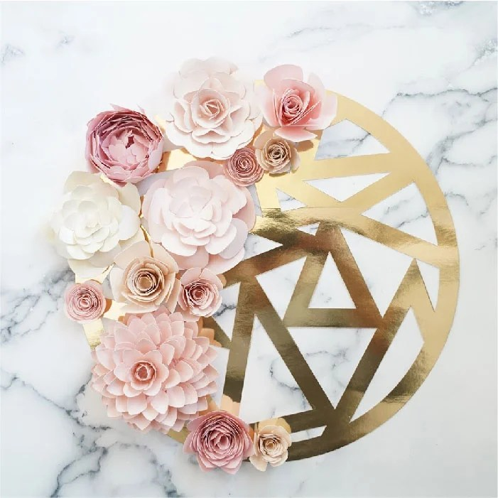 Pink Gold bouquet